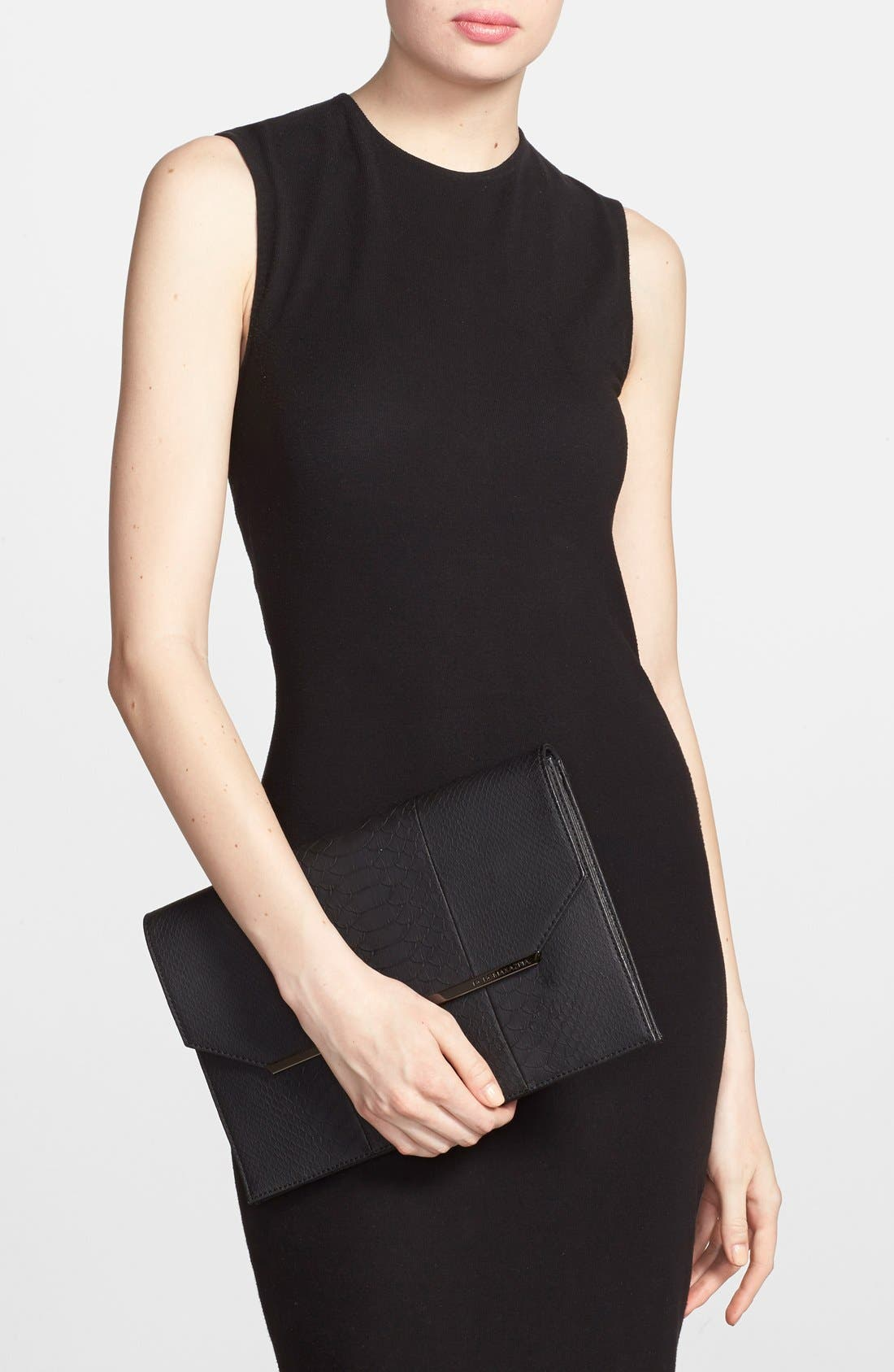 Alternate Image 2  - BCBGMAXAZRIA 'Kelly' Envelope Clutch