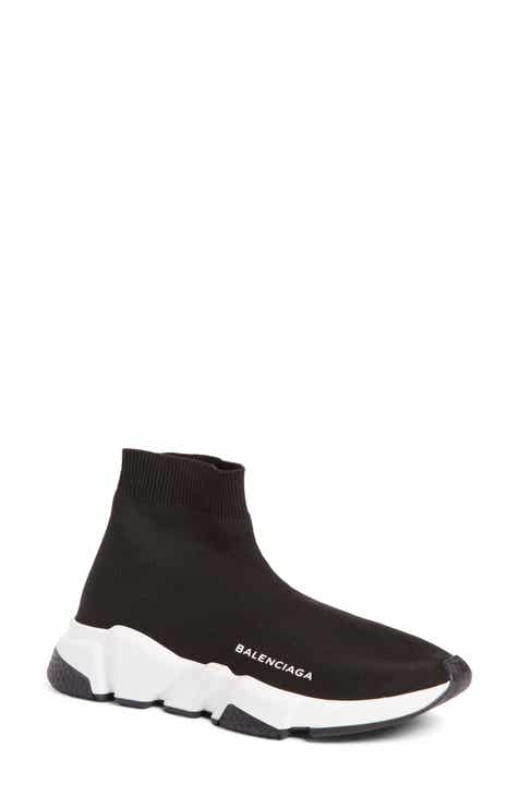 699ac01d82872 Balenciaga Speed Knit Sneaker (Women)