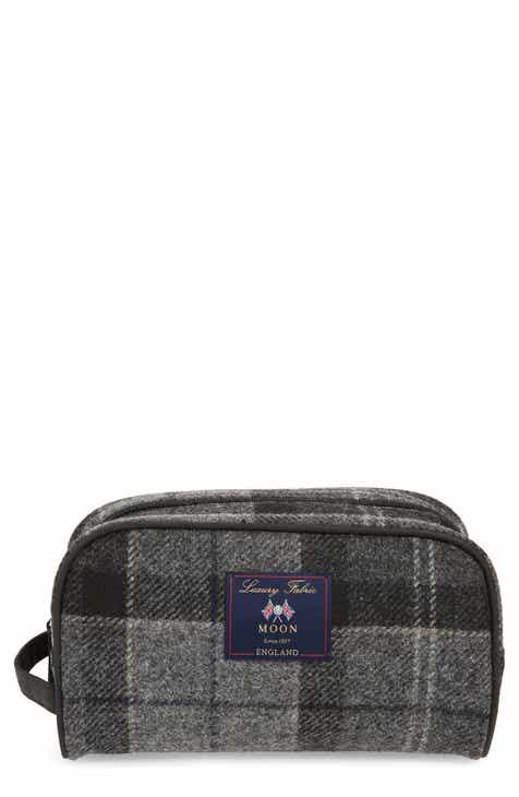 Barbour Shadow Tartan Wool Travel Kit 8014ed8c30845