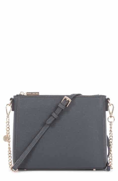 Céline Dion Grazioso Faux Leather Crossbody Bag
