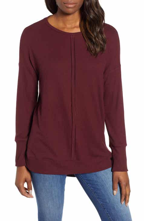 Women S Red Sweaters Nordstrom