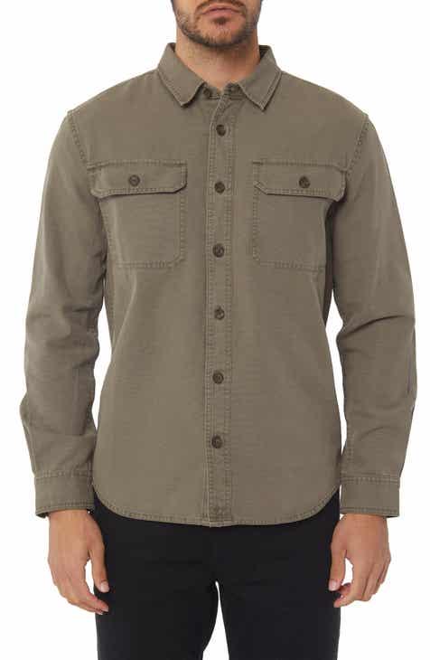 dde3602515 O Neill Seasons Long Sleeve Sport Shirt