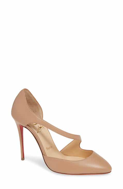 9bd055ba625 Christian Louboutin Catchy One Strappy d Orsay Pump (Women)