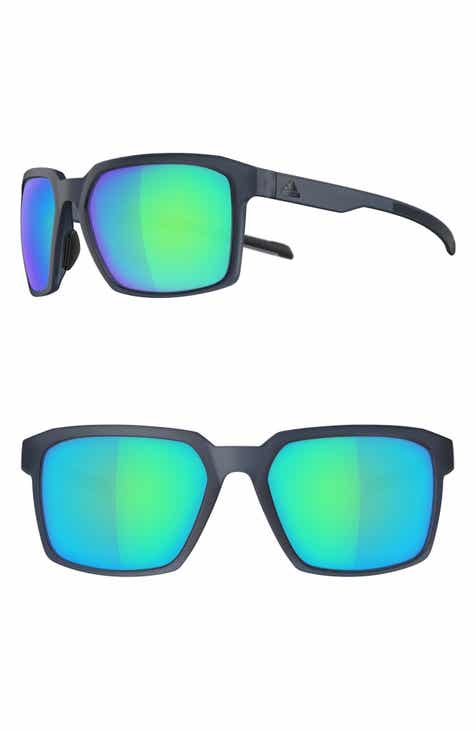 fc0cef111f6 adidas Evolver 60mm Mirrored Sunglasses