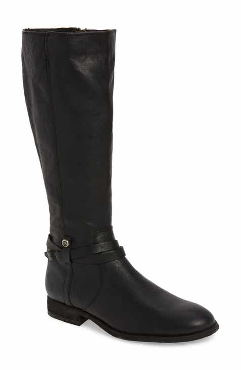 5da5c8af6 Frye Melissa Belted Knee-High Riding Boot (Women)