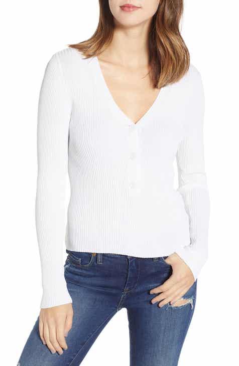 Women s White Sweaters  a3c03d8b1