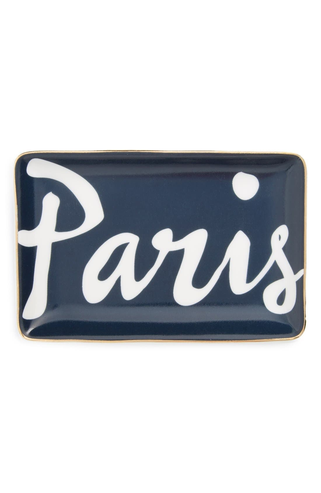 Main Image - Rosanna 'Paris' Porcelain Trinket Tray