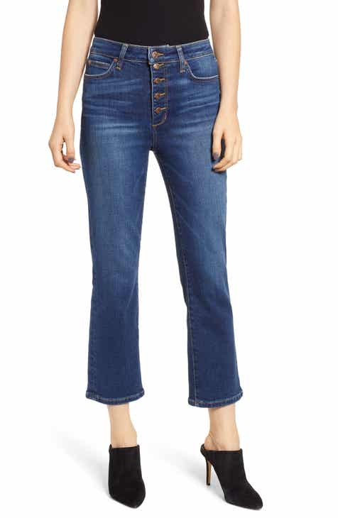 Joe's The Callie Crop Bootcut Jeans (Winny) by JOES