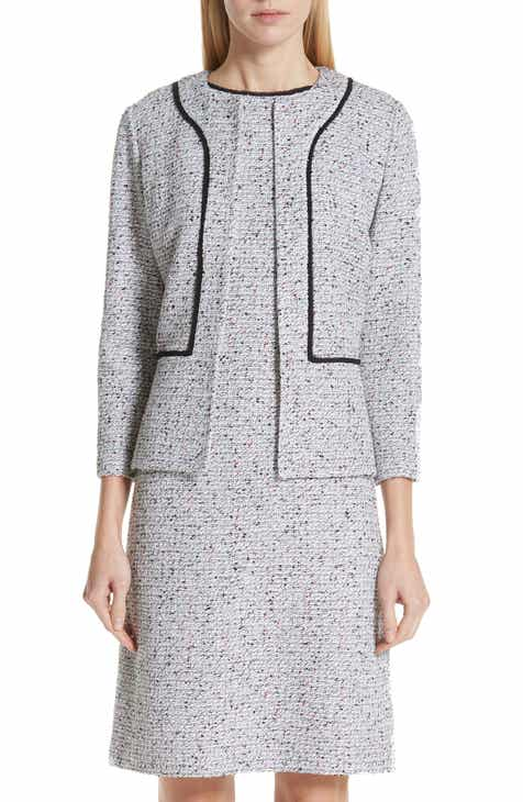 St. John Collection Alicia Tweed Jacket by ST. JOHN COLLECTION