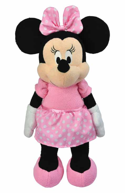 Kids Preferred Minnie Mouse Floppy Plush Toy 886ee62a7f