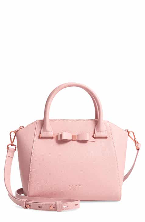 Ted Baker London Janne Pebbled Leather Tote