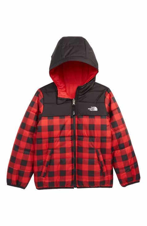 935548b403 The North Face Perrito Reversible Water Repellent Hooded Jacket (Toddler  Boys   Little Boys)