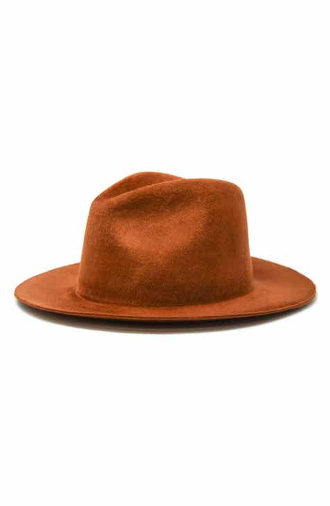 40b6cb593f933 NOAKE Faye High Crown Wool Fedora