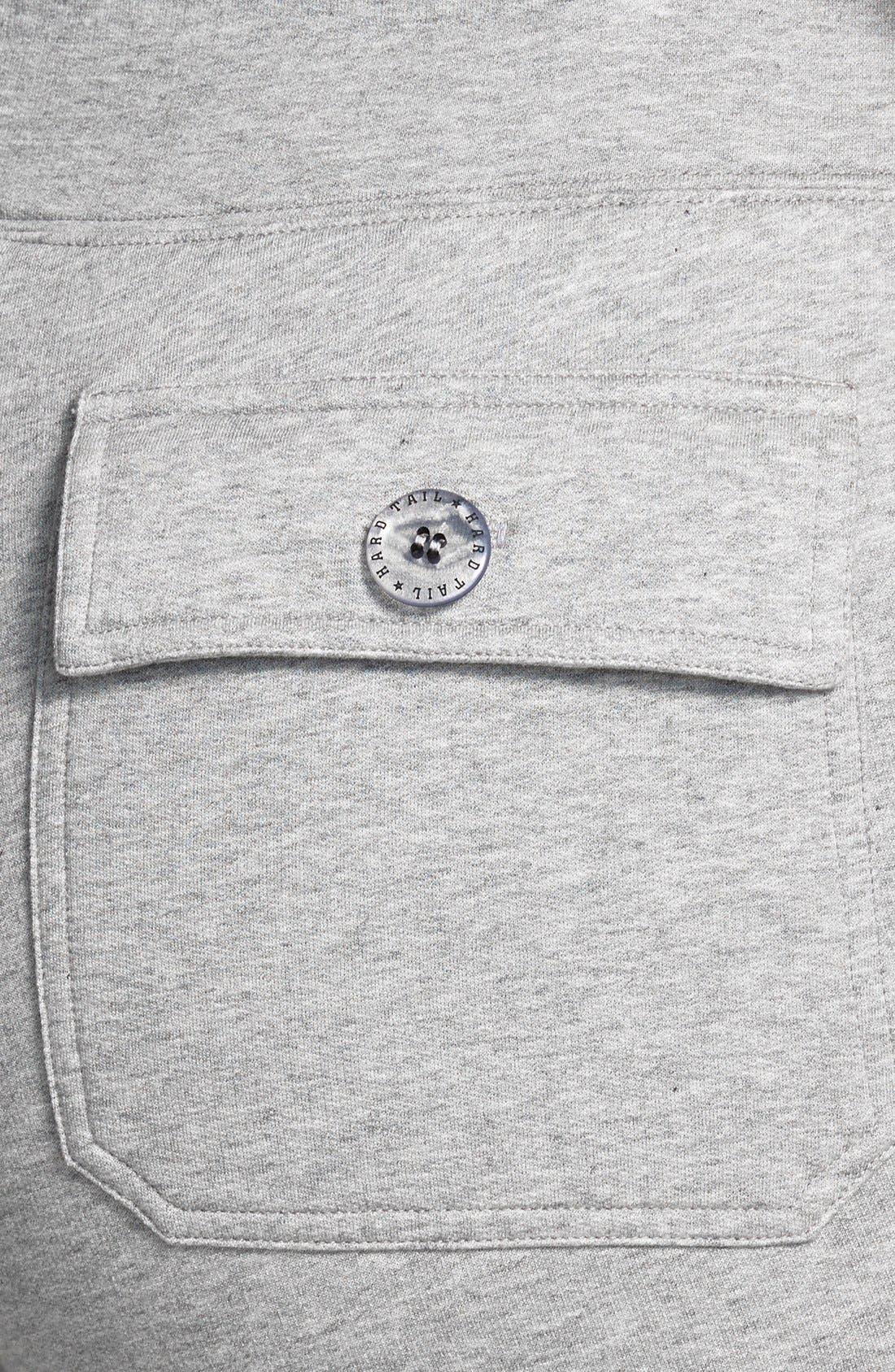 Alternate Image 3  - Hard Tail Slouchy Knit Cargo Pants (Plus Size)