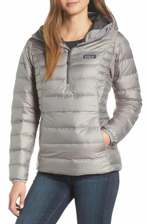 Patagonia Down Sweater Pullover Hoodie cf5ef401ea58