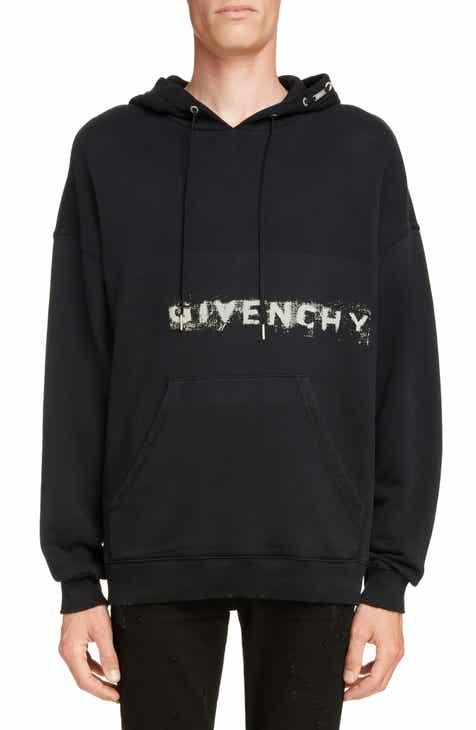 Givenchy Graffiti Logo Hoodie 022b84316af9