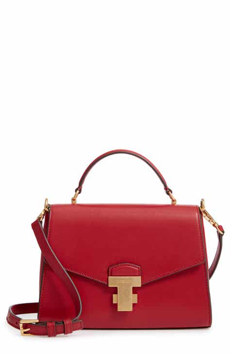 f9572660418a Tory Burch Small Juliette Leather Satchel