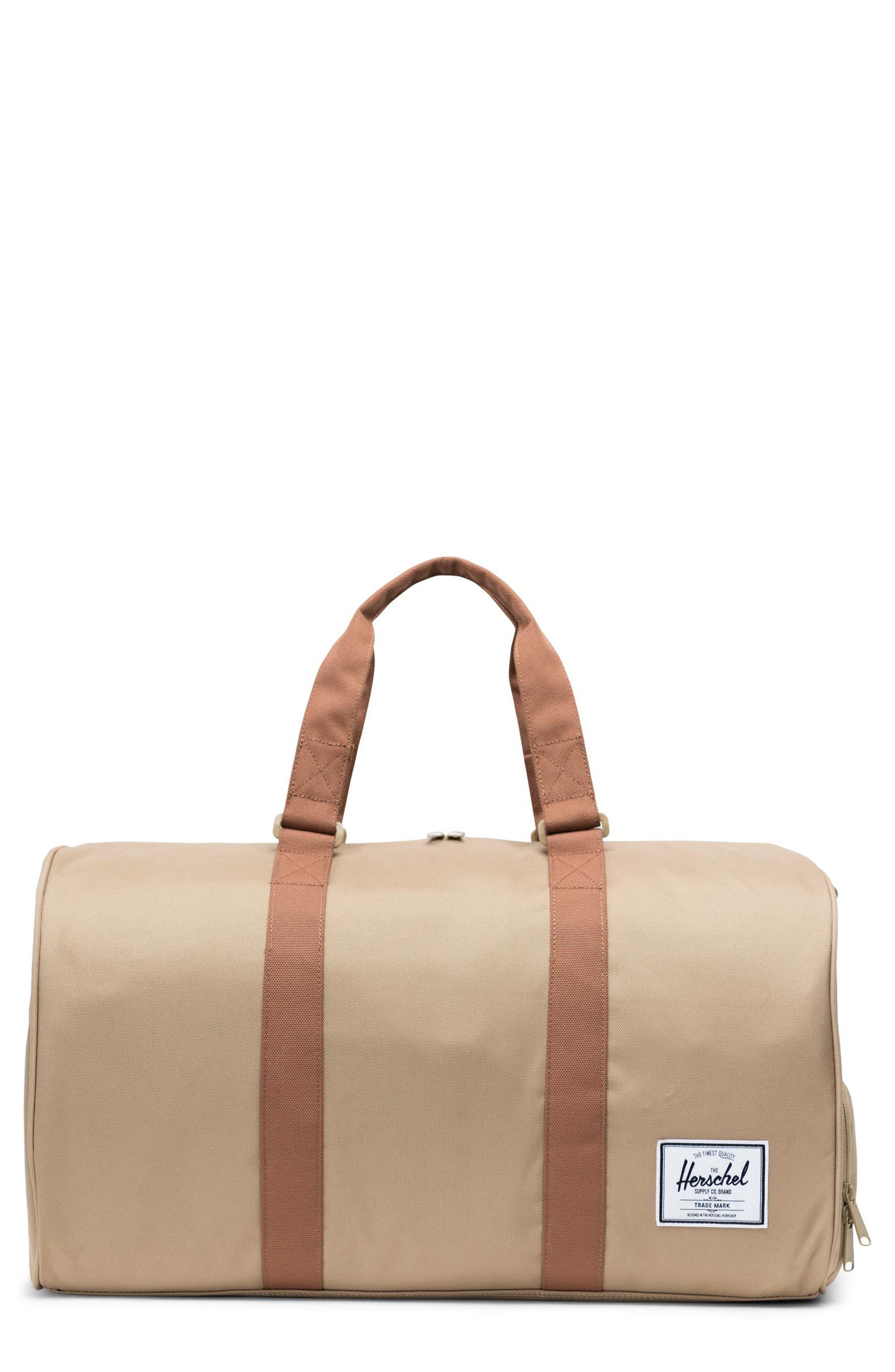 f47bb68dc0bd Men s Duffel Bags  Leather