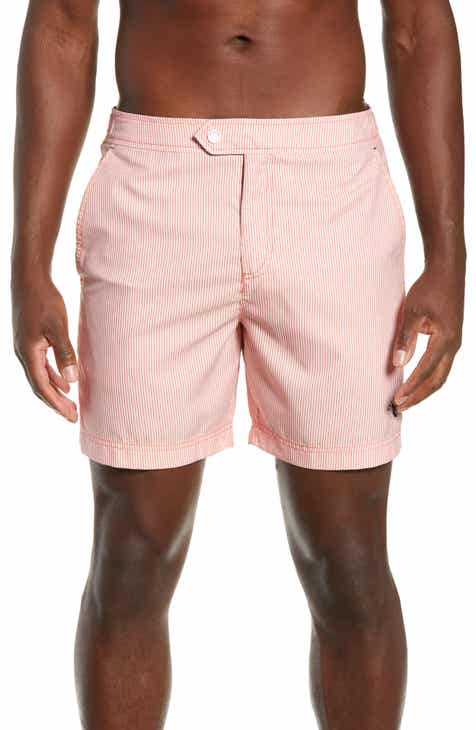 1d2f31b767ce29 Ted Baker London Seel Stripe Swim Trunks