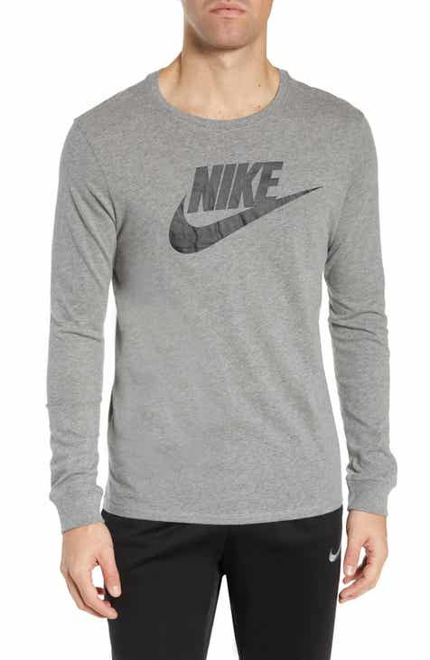 f716eb0f44eeac Nike NSW Futura Icon Long Sleeve T-Shirt