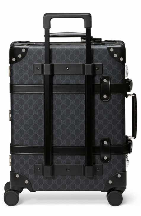 545e6583be52 Gucci Globe-Trotter GG Supreme Canvas 21-Inch Carry-On