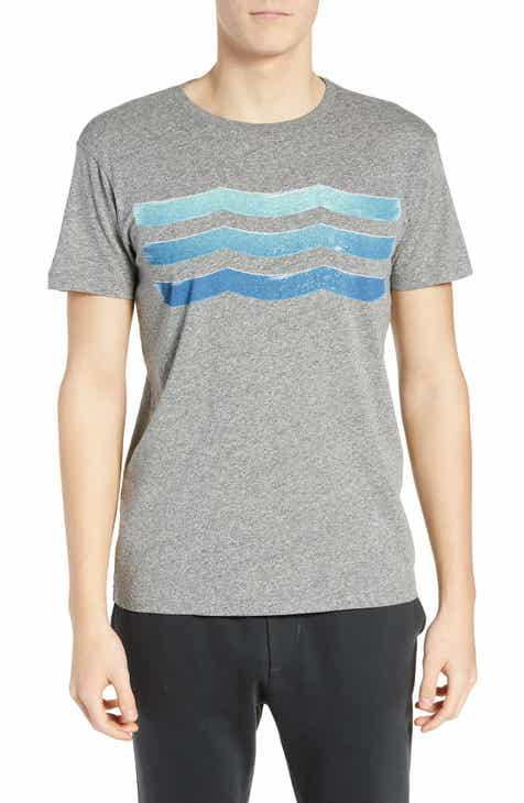 Sol Angeles Oasis Waves Slim Fit T-Shirt