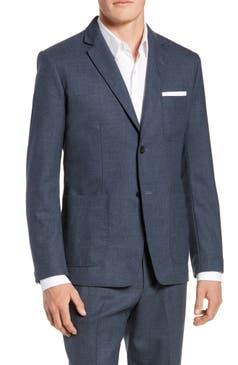 Rag Bone Patrick Slim Fit Stretch Wool Sport Coat