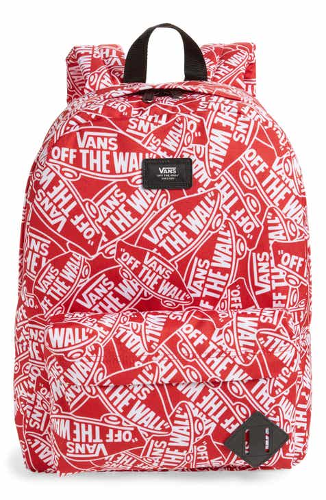 Vans Old Skool II Off the Wall Water Repellent Backpack 0bb397a55fe1