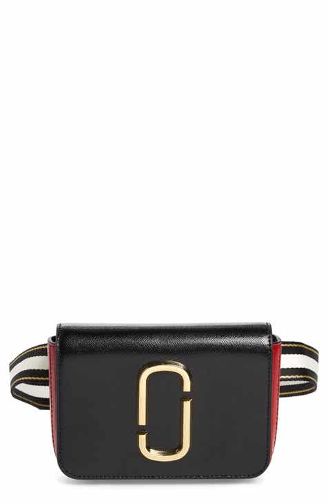 7954133cb03 MARC JACOBS Hip Shot Convertible Crossbody Bag