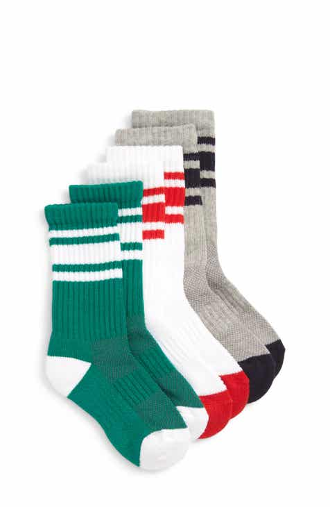 Tucker + Tate 3-Pack Tube Socks (Walker, Little Kid & Big Kid)