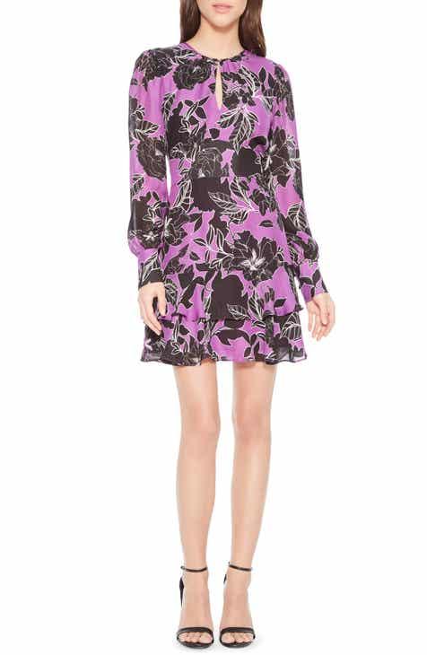 9740ca8c70741 Parker Marjorie Silk Blend Cold Shoulder Blouse.  228.00. Product Image
