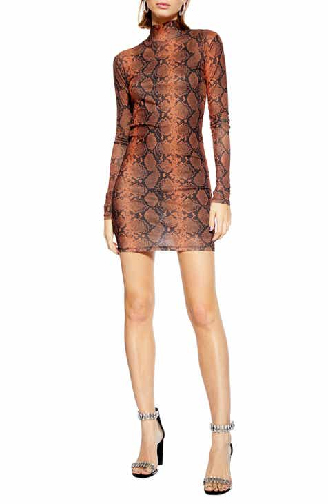 e351687273 Women s Animal Print Dresses