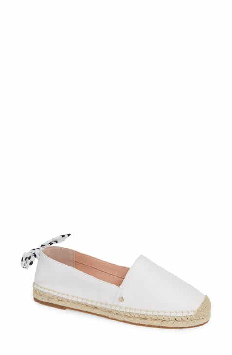 kate spade new york grayson espadrille flat (Women) 9e86e14675