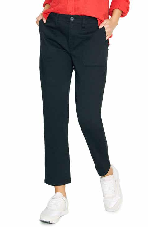 d2a3a87e Women's Black Pants & Leggings | Nordstrom