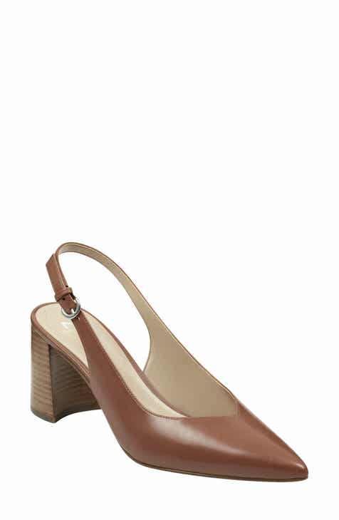 660b53189ae Marc Fisher LTD Zania Slingback Pump (Women)