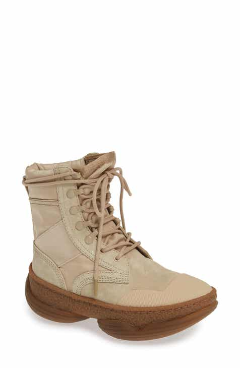 fbbd3a4f2fb Alexander Wang Platform Combat Boot (Women)