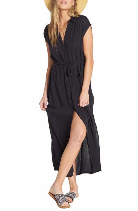 8b3c6cc1c59 Billabong Little Flirt Maxi Dress