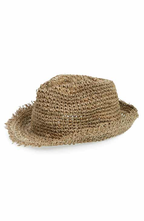 9e365d0a6c7 Women s Fedoras   Panama Hats