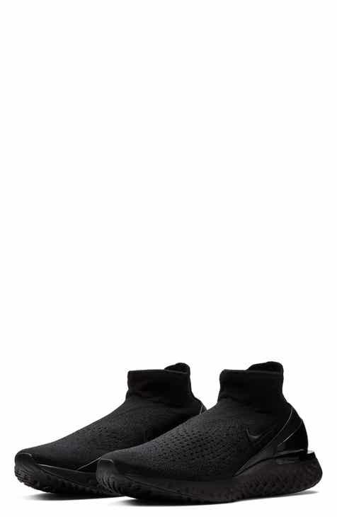Nike Rise React Flyknit Sock Sneaker (Men) f4a94c34d