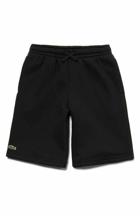 6a012ad36b8fbe Lacoste Fleece Shorts (Big Boys)