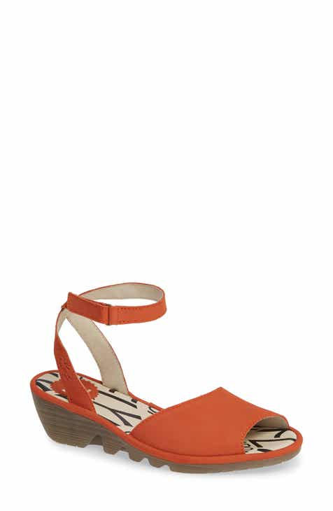 f845a759369 Fly London Pato Wedge Sandal (Women)
