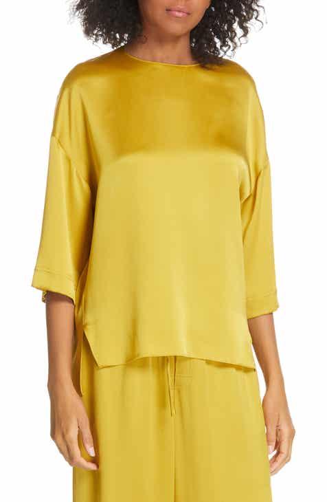 e7179f5141e Women s Yellow Tops