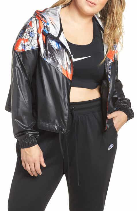 519a9e43792f Nike Sportswear Windrunner Jacket (Plus Size)