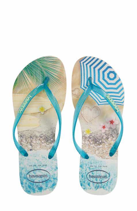 62b1502a98c Havaianas  Slim Paisage  Flip Flop (Women)