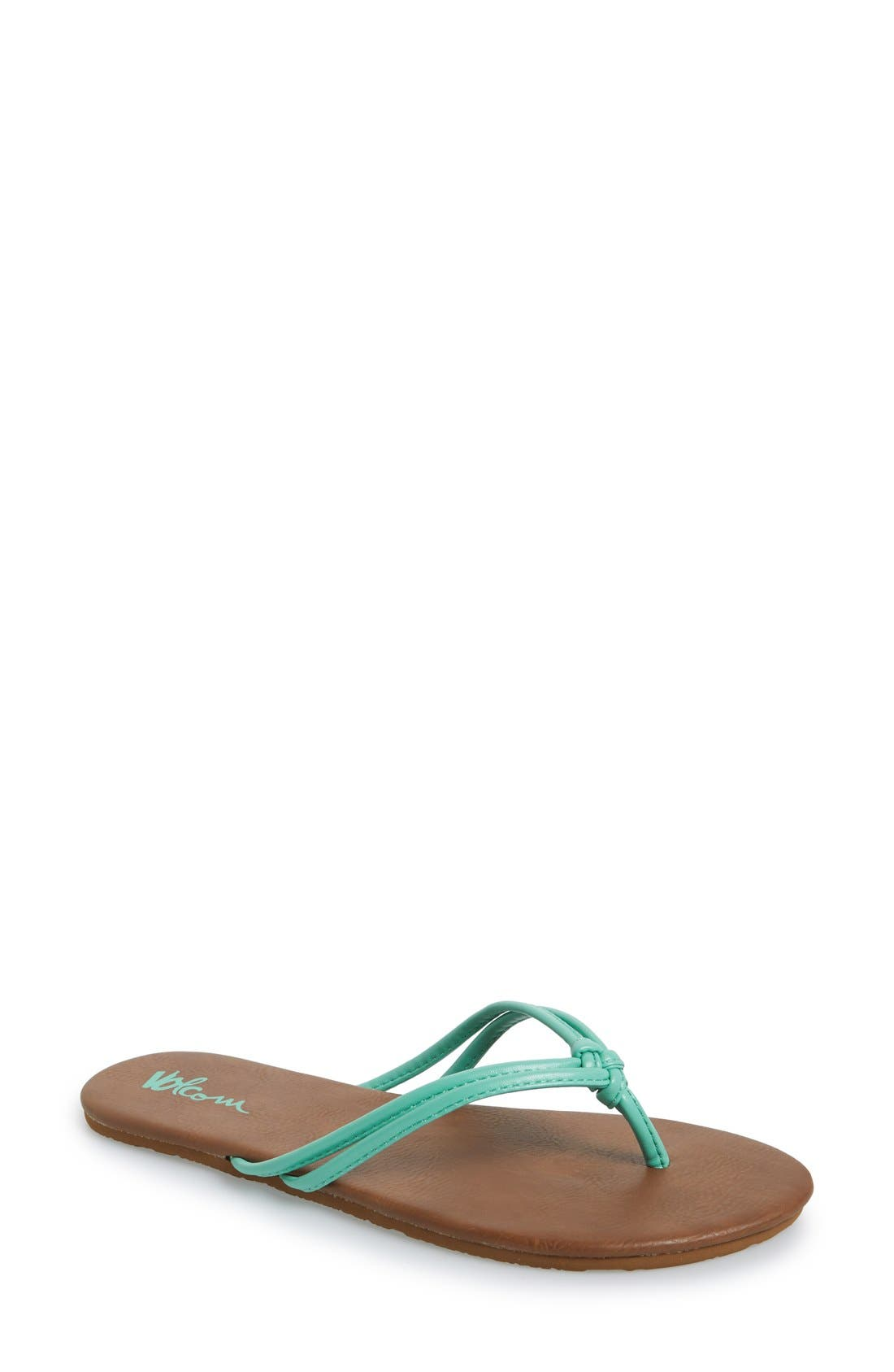 Alternate Image 1 Selected - Volcom 'Forever 2' Flip Flop (Women)