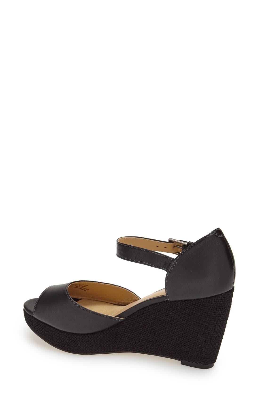 Alternate Image 2  - Trotters 'Amber' Wedge Sandal (Women)