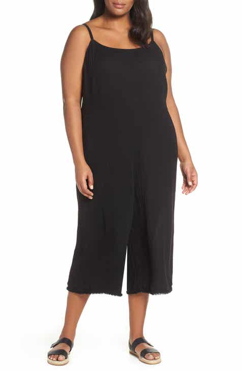 157a17a4b67 Eileen Fisher Camisole Jumpsuit (Plus Size)