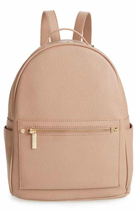 d0c4061b271d Mali + Lili Addie Vegan Leather Backpack