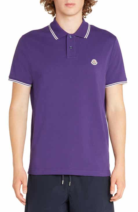 e7e59b2cd3ac Men s Moncler Polo Shirts
