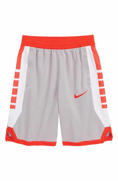047207b9d641 Nike Dry Elite Basketball Shorts (Little Boys   Big Boys)